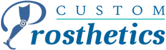 Custom Prosthetics Logo